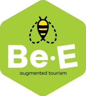 be-e-augmented-tourism-logo-esagono