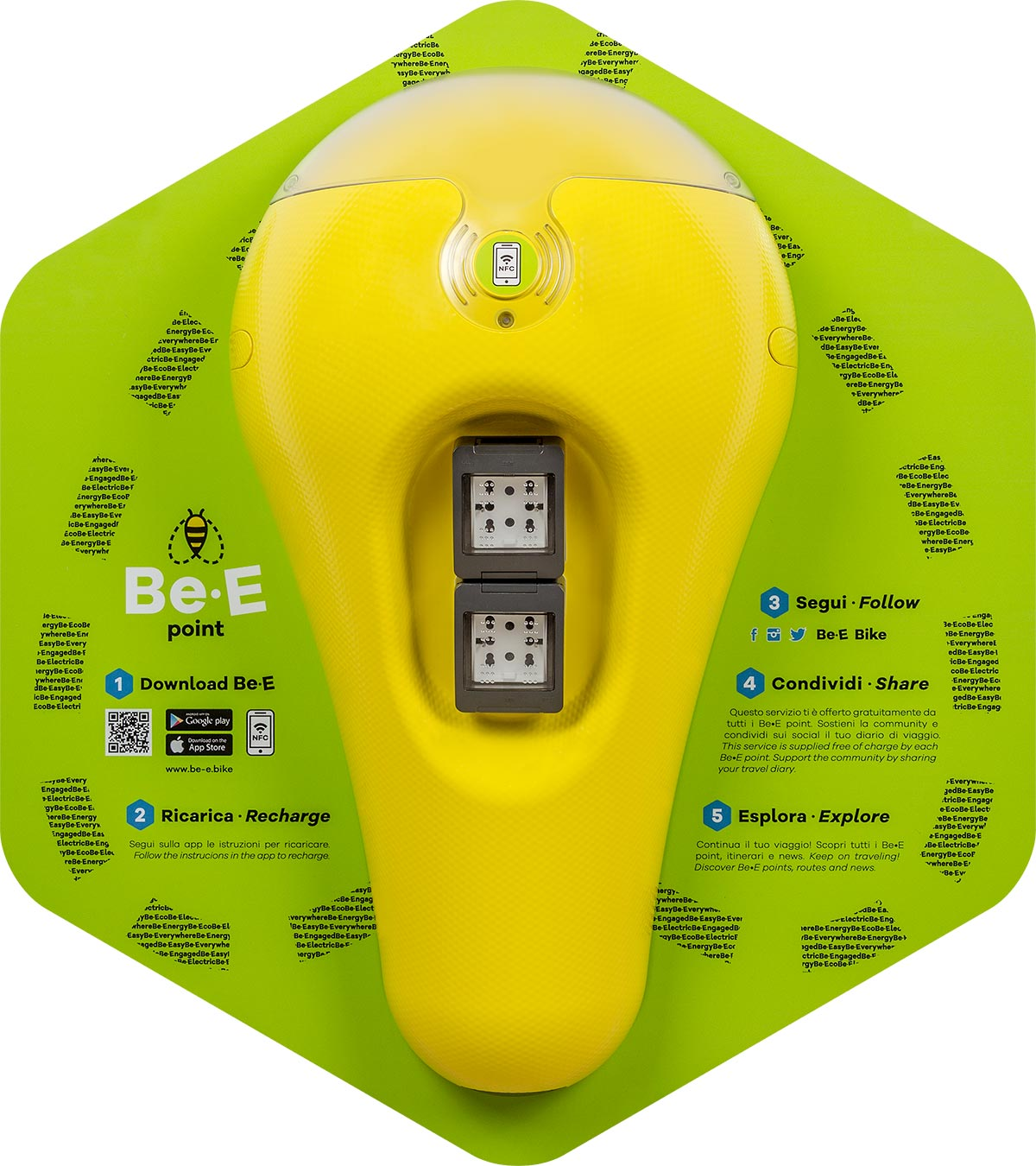 be-e-charging-point-e-bike-ricarica-green